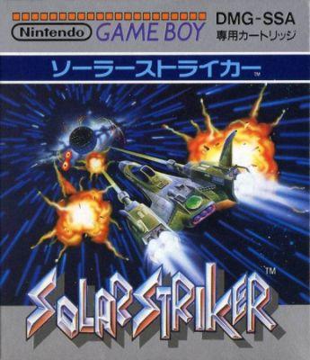 SOLAR STRIKER_front
