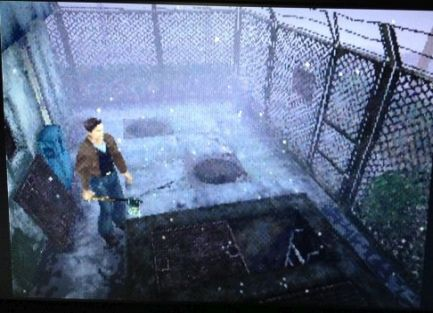 silent hill PS1 14
