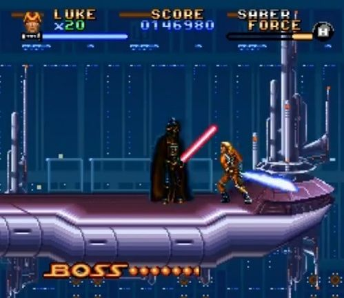 SUPER star wars empire strikes back 23