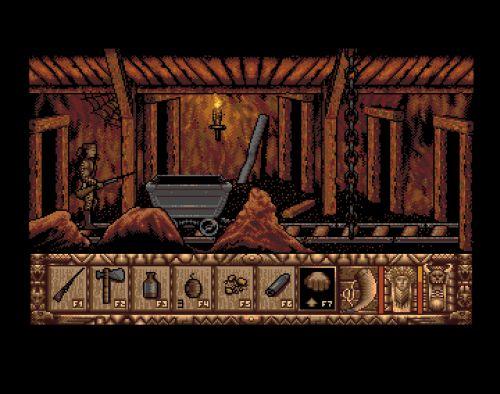 colorado Silmarils Amiga 16