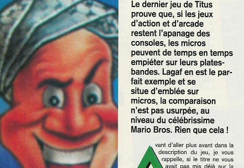 Les Aventures De Moktar (Amiga, 1991)