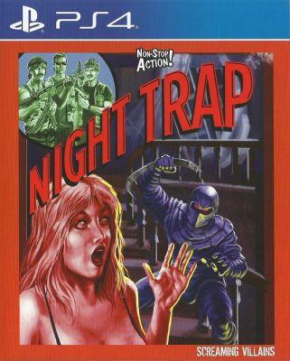 """Résultat de recherche d'images pour """"night trap ps4 cover"""""""